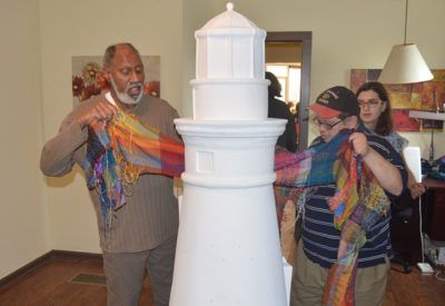 FP Lighthouse Wrapping
