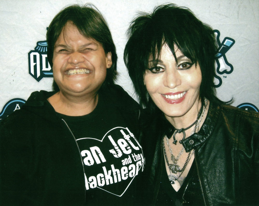 Resident and Joan Jett