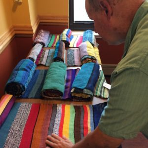 Community Woven Tapestries